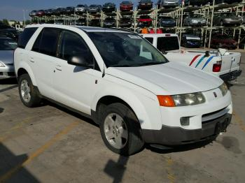 Salvage Saturn Vue